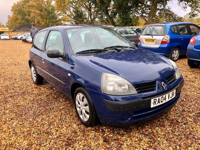 Renault Clio Hatchback 1.2 Authentique 3dr