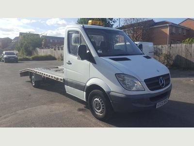 MERCEDES-BENZ SPRINTER Vehicle Transporter 2.1 CDI 311 Chassis Cab 2dr (LWB)