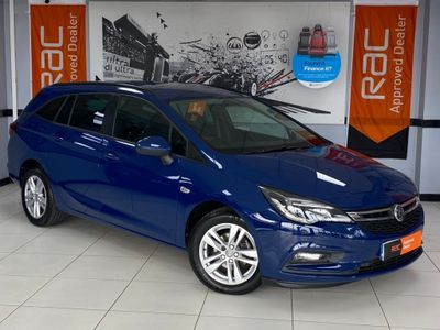 Vauxhall Astra Estate 1.6 CDTi ecoTEC BlueInjection Tech Line Nav Sports Tourer 5dr