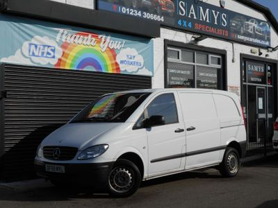 Mercedes-Benz Vito Panel Van 2.1 111CDI Compact Panel Van 5dr