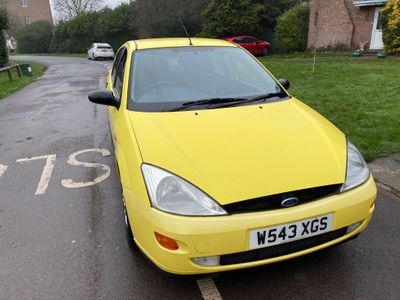 Ford Focus Hatchback 1.8 i Millennium Limited Edition 5dr