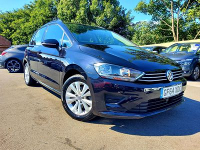 Volkswagen Golf SV MPV 1.6 TDI BlueMotion Tech SE DSG (s/s) 5dr