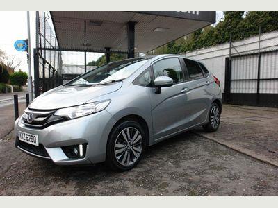 Honda Jazz Hatchback 1.3 i-VTEC EX (s/s) 5dr