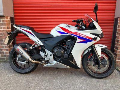 Honda CBR500 Super Sports 500 RA