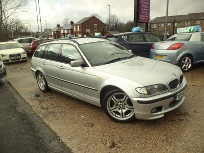 BMW 3 Series Estate 1.8 316i Sport Touring 5dr
