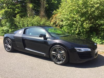 Audi R8 Coupe 4.2 FSI V8 Coupe 2dr Petrol S Tronic quattro (289 g/km, 424 bhp)