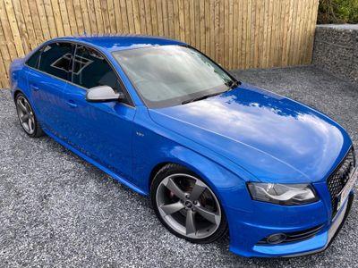 Audi S4 Saloon 3.0 TFSI V6 S Tronic quattro 4dr