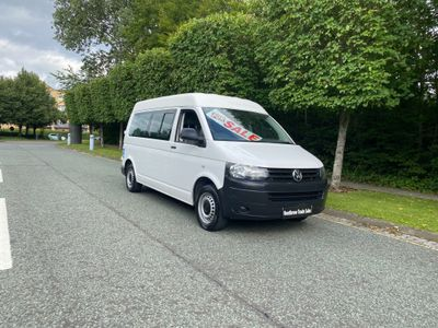 Volkswagen Transporter Window Van 2.0 TDI T32 Window Van 4dr (LWB)