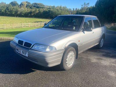 Rover 200 Hatchback 1.8 218 TD SD 5dr