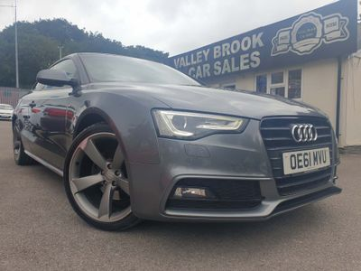 Audi A5 Coupe 2.0 TDI Black Edition Multitronic 2dr