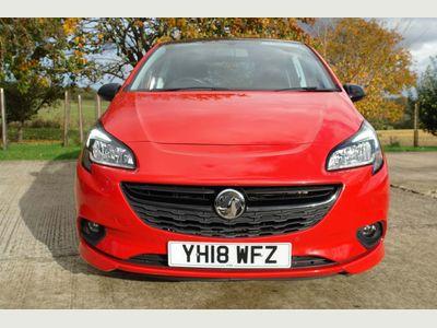 Vauxhall Corsa Hatchback 1.4i ecoFLEX Limited Edition 5dr