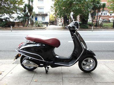 Piaggio Vespa Primavera Moped Primavera 50 2T