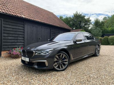 BMW 7 Series Saloon 6.6 M760L V12 Auto xDrive 4dr