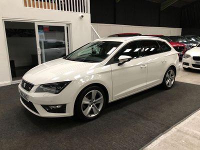 SEAT Leon Estate 1.4 EcoTSI FR (Tech Pack) ST DSG (s/s) 5dr