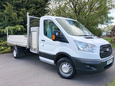 Ford Transit Tipper Tipper 2.2TDCi 125PS 350 L3H1 Swing Lift
