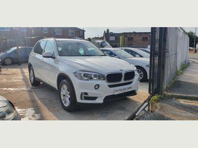 BMW X5 SUV 3.0 40d SE Auto xDrive (s/s) 5dr