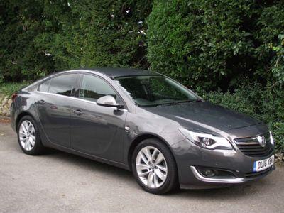 Vauxhall Insignia Hatchback 1.6 CDTi SRi Nav (s/s) 5dr