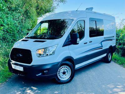 Ford Transit Panel Van 2.2 TDCi 350 - Camper Conversion