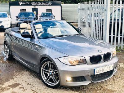 BMW 1 Series Convertible 2.0 120d Sport Plus Edition Auto 2dr