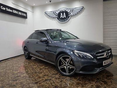 Mercedes-Benz C Class Saloon 2.1 C220d Sport (Premium) 7G-Tronic+ (s/s) 4dr