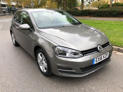 Volkswagen Golf Hatchback 1.4 TSI BlueMotion Tech Match Edition (s/s) 3dr
