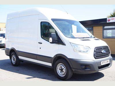 Ford Transit Panel Van 2.2 TDCi 330 FWD L2 H3 MWB
