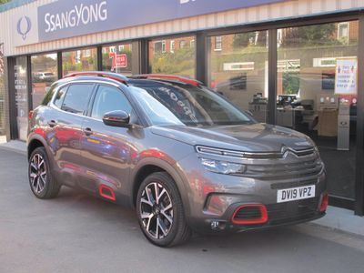 Citroen C5 Aircross SUV 1.6 PureTech Flair Plus EAT8 (s/s) 5dr