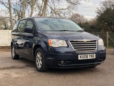 Chrysler Grand Voyager MPV 2.8 CRD Touring 5dr