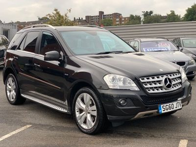 MERCEDES-BENZ M CLASS SUV 3.0 ML300 CDI BlueEFFICIENCY Sport 5dr