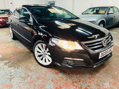 VOLKSWAGEN CC Coupe 2.0 TDI DPF GT 4dr