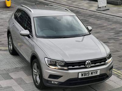 Volkswagen Tiguan SUV 2.0 TDI Match DSG 4Motion (s/s) 5dr