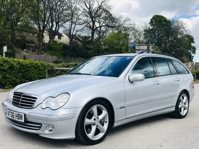 Mercedes-Benz C Class Estate 2.5 C230 Avantgarde SE 7G-Tronic 5dr