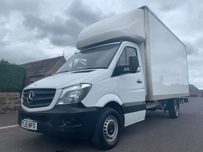 MERCEDES-BENZ SPRINTER Chassis Cab 2.1 CDI 313 Luton 2dr (LWB)