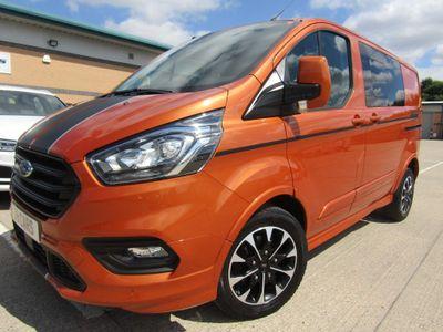 Ford Transit Custom Combi Van 2.0 310 EcoBlue Sport DCIV L1 H1 EU6 6dr (6 Seat)