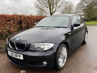 BMW 1 Series Hatchback 2.0 116i M Sport 5dr