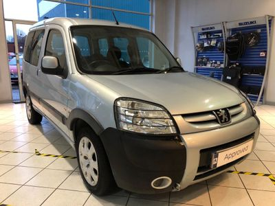 Peugeot Partner MPV 2.0 HDi Escapade 5dr