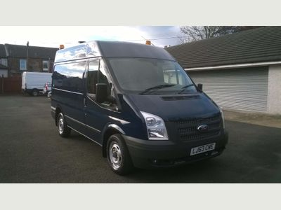 Ford Transit Unlisted 2.2 TDCi 300 Trend Medium Roof Panel Van 3dr (MWB)