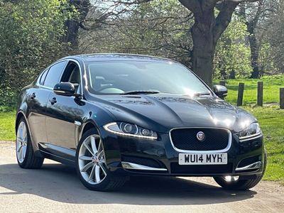 Jaguar XF Saloon 2.2 TD Premium Luxury (s/s) 4dr
