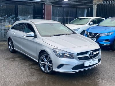 Mercedes-Benz CLA Class Estate 2.1 CLA220d Sport Shooting Brake 7G-DCT (s/s) 5dr