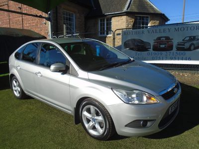 Ford Focus Hatchback 1.6 TDCi ECOnetic DPF 5dr