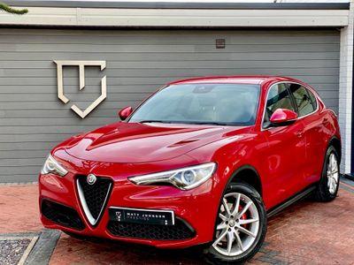 Alfa Romeo Stelvio SUV 2.0T Speciale Auto Q4 AWD (s/s) 5dr