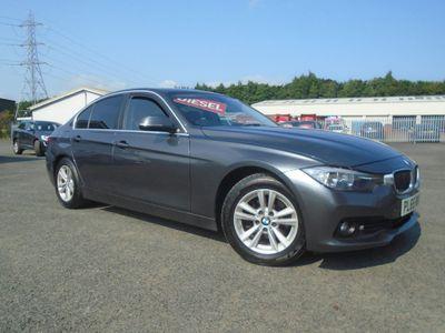 BMW 3 Series Saloon 2.0 320d ED Plus (s/s) 4dr