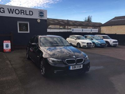 BMW 3 Series Saloon 2.0 320i Sport Plus 4dr