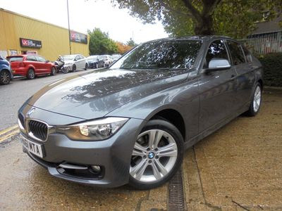 BMW 3 SERIES Saloon 2.0 320i Sport xDrive 4dr
