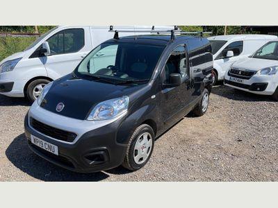 Fiat Fiorino Panel Van 1.4 8v Tecnico EU6 5dr