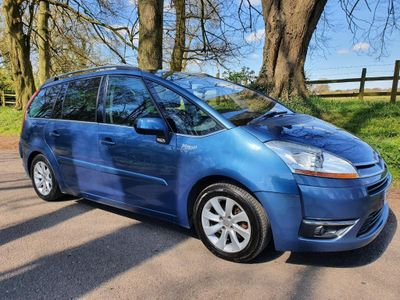 Citroen Grand C4 Picasso MPV 1.6 HDi 16v Exclusive EGS 5dr