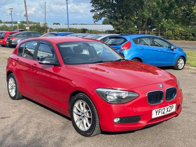 BMW 1 Series Hatchback 2.0 116d SE 5dr
