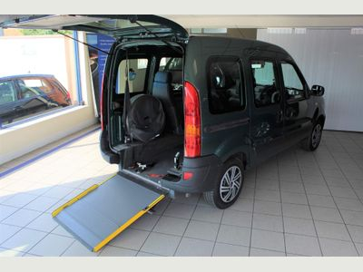Renault Kangoo MPV 1.2 16v 75 Authentique 5dr