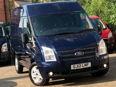 Ford Transit Panel Van LIMITED 125 T280 FWD ALLOYS AIR CON