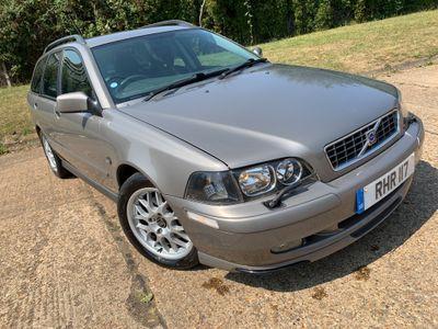 Volvo V40 Estate 1.9 T Sport Lux 5dr